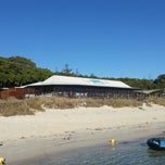 Photo taken at Aristos Waterfront Rottnest Fish Cafe by Paulo F. on 2/2/2013
