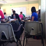 Photo taken at Esc Normal Superior José E. Medrano by Pepethongo M. on 4/21/2013