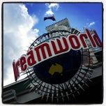 Photo taken at Dreamworld by Peter B. on 3/28/2013