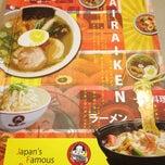 Photo taken at Rai Rai Ken by Takatoo on 7/13/2013