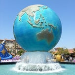Photo taken at 東京ディズニーシー (Tokyo DisneySea) by Takatoo on 4/28/2013