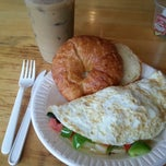 Photo taken at The Common Cafe & Patisserie by Ally P. on 7/22/2013
