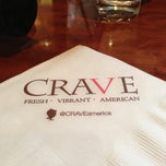 Photo taken at CRAVE - Galleria by Trev M. on 4/21/2013