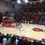 Photo taken at Carnesecca Arena by James B. on 11/7/2012