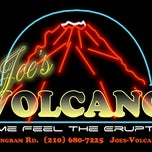 Joe S Volcano Northwest Side San Antonio Tx
