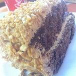 Photo taken at Laranja Café by Lucas A. on 5/4/2013