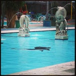 Photo taken at Sagara swimming pool by Ely W. on 8/30/2013