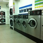 Photo taken at WonderWash Laundromat by Jules A. on 1/19/2013