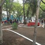 Photo taken at Tianguis Escuadrón 201 by ari c. on 5/26/2013