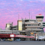 Photo taken at Berlin Tegel Airport (TXL) by GowithOh on 4/3/2013