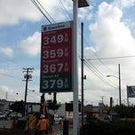 Das Foto wurde bei 76 Gas Station von Mitzi Ms A. am 11/19/2013 aufgenommen