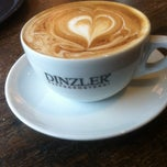 Photo taken at Dinzler Kaffeerösterei AG by Harald S. on 10/12/2013