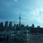 Photo taken at Billy Bishop Toronto City Airport Ferry by Alton H. on 7/22/2013