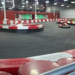 Photo taken at K1 Speed Anaheim by Jonathan L. on 7/19/2012