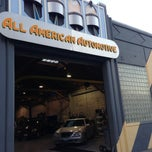 Photo taken at All American Automotive by Zachary R. on 12/27/2013