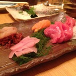 Photo taken at Sushi Yasuda by Karen M. on 3/20/2013