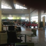Photo taken at Sulbra Renault by Diogenes I. on 3/1/2013