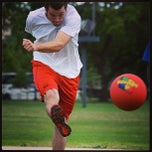 Photo taken at WAKA DC Capital Kickball Fields by DC Social Sports C. on 6/18/2013