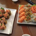 Photo taken at Nihon Sushi by Carol K. on 5/14/2013