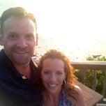 Photo taken at Rocks Bar @ Vomo Island Resort by Kristin D. on 5/22/2012