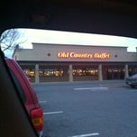 Photo taken at Old Country Buffet by Savanah A. on 3/2/2013