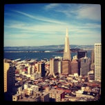 Photo taken at Top of the Mark by Tiffany M. on 9/14/2012