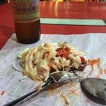 Photo taken at Santak Burger by Mohd H. on 9/15/2014