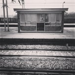 Photo taken at Cheddington Railway Station (CED) by George O. on 3/23/2013