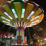 Photo taken at Malacca Fun Fair by Amira A. on 3/23/2013