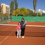 Photo taken at Tennis Club 1882 by Teodora S. on 10/5/2013