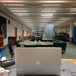 Photo taken at College Lane LRC by Tania S. on 10/7/2013