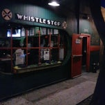 Photo taken at Whistle Stop Bar by Michael B. on 3/15/2013