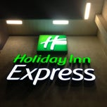 Photo taken at Holiday Inn Express by Ben H. on 4/10/2013