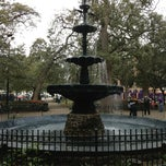 Photo taken at Bienville Square by Tim S. on 2/11/2013