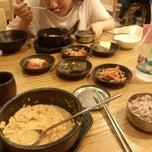 Photo taken at The 뚝배기 by Alina K. on 7/27/2013
