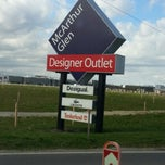 Photo taken at Parndorf Designer Outlet by Ahlam S. on 10/18/2013