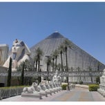 Photo taken at Luxor Hotel & Casino by Teddy M. on 6/10/2013