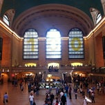 Photo taken at Grand Central Terminal by Vero C. on 7/11/2013