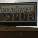 Photo taken at Porch Swing Pub by Nina L. on 10/20/2012