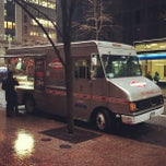 Photo taken at The Treats Truck by Kevin L. on 12/7/2012
