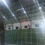 Photo taken at Sport Center Futbal (Balon) by Владимир Н. on 10/23/2012