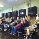 Photo taken at Volume Salon & Spa by Ann B. on 6/28/2013