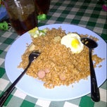 Photo taken at Warung Pak Awan Kibar by Mey R. on 3/25/2013