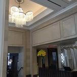 Photo taken at Loews Regency Hotel by Civ V. on 4/6/2015