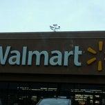 Photo taken at Walmart by Sue J. on 11/28/2011