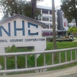 Photo taken at National housing by Nuff S. on 8/24/2012