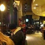 Photo taken at Starbucks by Pranav S. on 11/7/2011