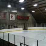 Photo taken at Minnehaha Academy Ice Arena by Brian on 11/16/2011