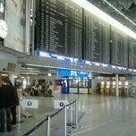 Photo taken at Terminal 1 by Sergej on 4/21/2012