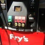 Photo taken at Fry's Gas Station by Robbie R. on 3/30/2012